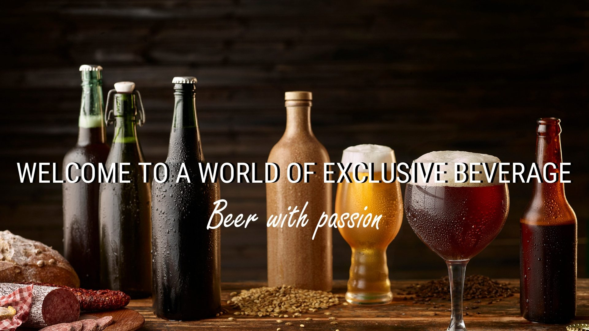 One Pint Brands – Beer with passion